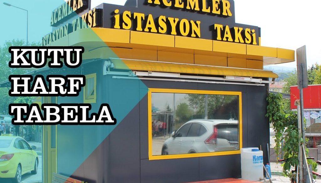 bursa-taksi-duragi-yeni-model-tabela-modelleri