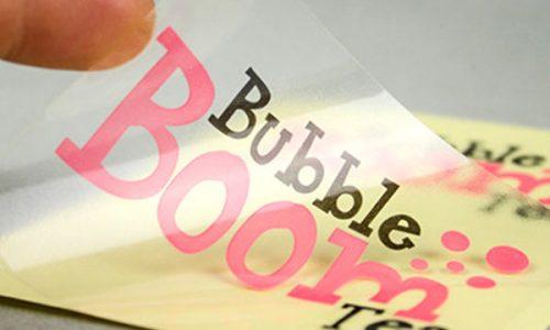 Etiket - Sticker